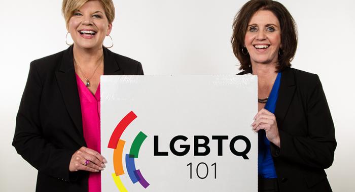 Academy LGBTQ LGBTQ 101